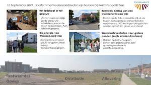Bezoek gemeenteraad Haarlemmermeer