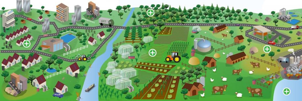 Biomassa halveert energiekosten